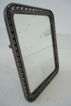 wrought iron table mirror